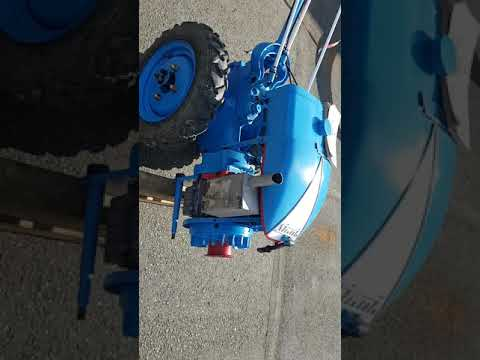 Ralenti PP4BS apres Restoration Carburateur