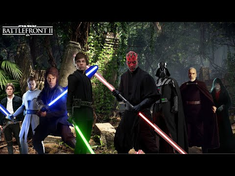 Star Wars Battlefront II | The Most Classic Fight Ever! |