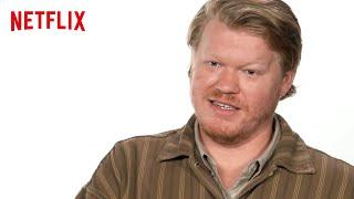The Irishman's Jesse Plemons on Working With Scorsese | Netflix