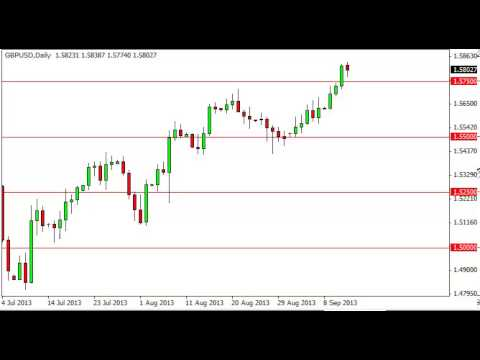 GBP/USD Technical Analysis for September 13, 2013 by FXEmpire.com