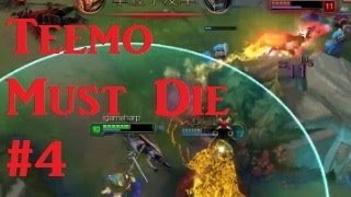 LoL S4 Normal Teemo Must Die #4