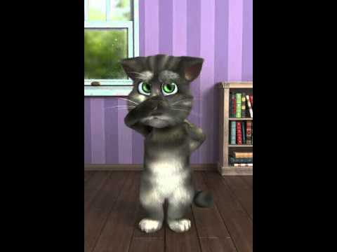 Talking Tom cho danh ram
