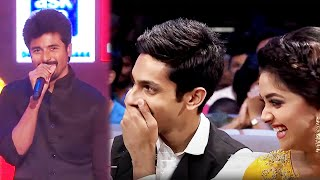 Sivakarthikeyan's Excellent Imitation Of Anirudh's Style