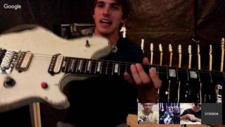 EVH Guitar chat LIVE 5/30/16