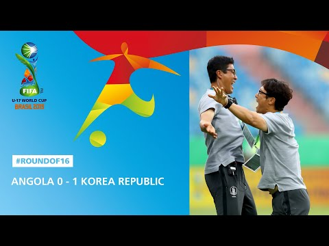 Angola v Korea Republic Highlights - FIFA U17 World Cup 2019 ™
