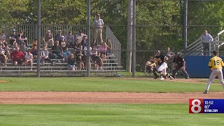 Amity baseball downs Hand of Madison in SCC semifinals