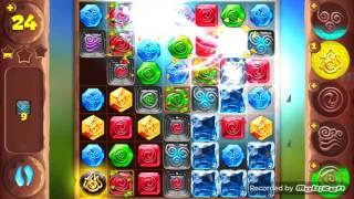 планета самоцветов 537 уровень, Gemmy lands level 537, как пройти 537 уровень?