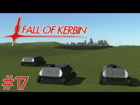 KSP Fall Of Kerbin #17 : Holding the Line
