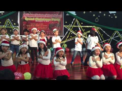 2016 Christmas Party PEPS Grade 1-Obedience