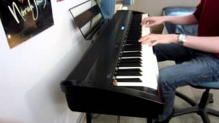 """Go Down Moses (""""Let My People Go"""") - piano cover"""
