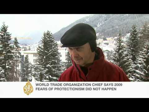 Interview: WTO cheif Pascal Lamy