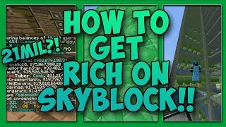 Minecraft Skyblock - We have a money problem! #3