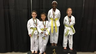 Learning How To Be a Winner At the Midwest Taekwondo Championships | November 19, 2016 | Journal