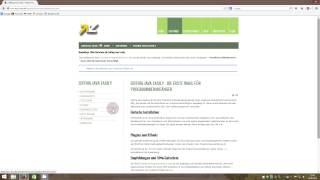 EJE - Installation und Lizenz (Windows)