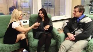 Надежда Евстюхина, Nadezhda Evstyukhina -интервью часть 1