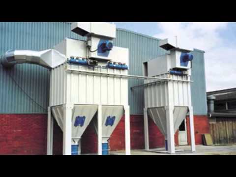 Dust Control Solutions - Commercial/Industrial Air Pollution Control