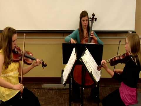 Wedding Music Samples by String Serenades