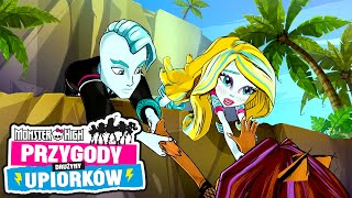 Upiór z tropików | Przygody Drużyny Upiorków | Monster High