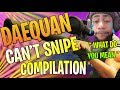 Daequan Can't Snipe? Daequan Funny Moments Compilation ( Fortnite funniest moments )