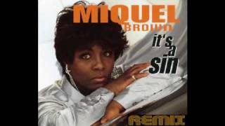 Miquel Brown -  It