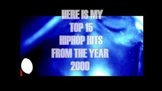 TOP15 OF REAL HIPHOP HITS - From the year 2000 - Stafaband