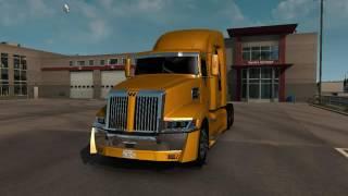 American Truck Simulator Western Star 5700ex