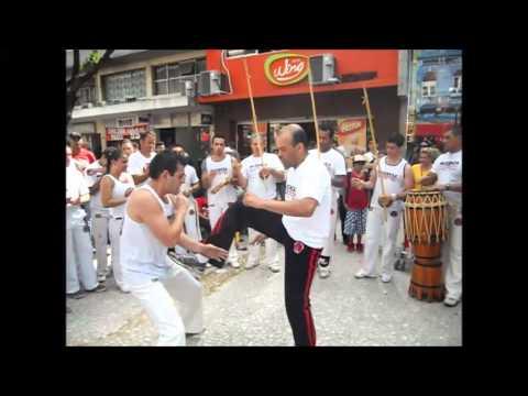 GRUPO MUZENZA DE CAPOEIRA CURITIBA 2013