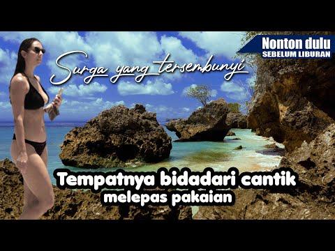 PANTAI SURGA PADANG PADANG BEACH BALI - REKOMENDASI TEMPAT WISATA