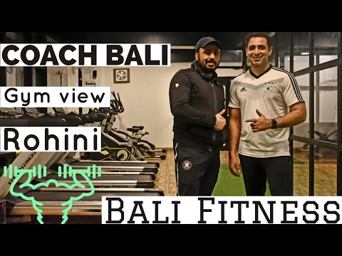 Bali Fitness | Rohini, Sector 8 | #GymTour | #Day499 | Delhi | India