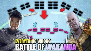 Everything Wrong with the Battle of Wakanda