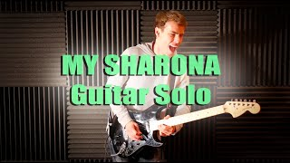 My Sharona Guitar Solo Cover - The Knack