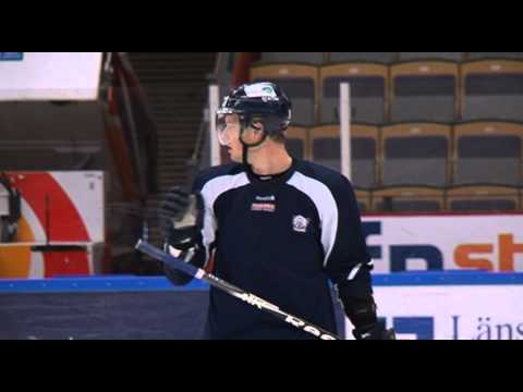 Linköping HC (LHC) Carl Söderberg om ryggskadan