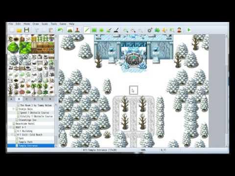Let's Stream RPG Maker MV [Day 14-1]: Snow, Locke, and Farm