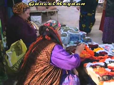 Banu Avar'la Sınırlar Arasında - Türkmenistan...Türkmen'in Altın Asrı (11.05.2005)
