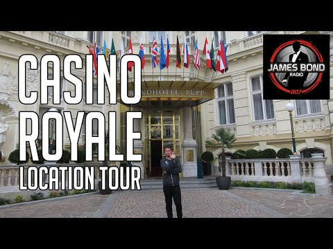 Casino Royale Location Tour | James Bond Radio