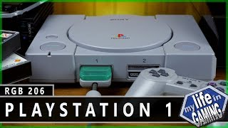 RGB206 :: Getting the Best Picture from your PlayStation 1 Games / MY LIFE IN GAMING