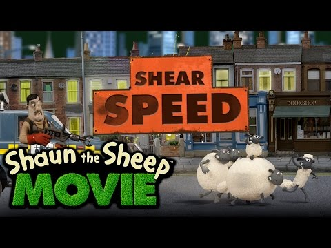 Shaun the Sheep The Movie - Shear Speed - iOS / Android / Amazon - HD Gameplay Trailer
