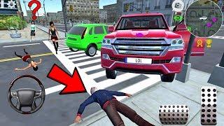 Offroad Cruiser Simulator #4 - Fun Suv Game! - Car Game Android gameplay