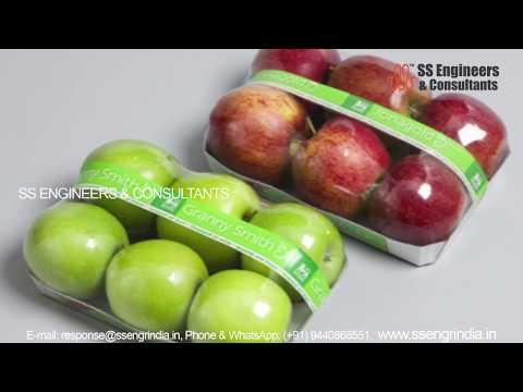 Vegetables / Groceries Packaging, #Weighing & #Labeling Machine