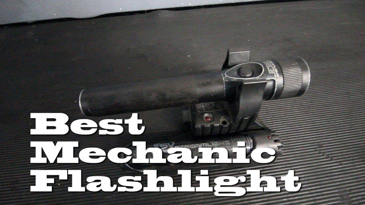 best flashlight for mechanics stinger led youtube