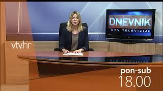 VTV Dnevnik najava 10. svibnja 2019.