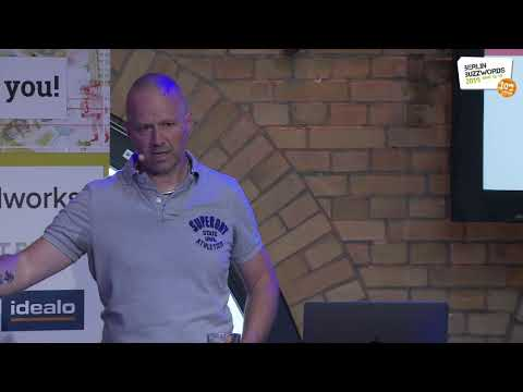 Berlin Buzzwords 2019: Guido Schmutz – Location Analytics - Real-Time Geofencing using Kafka on YouTube