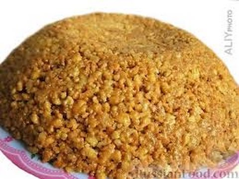 Пошаговый фото рецепт торт муравейник