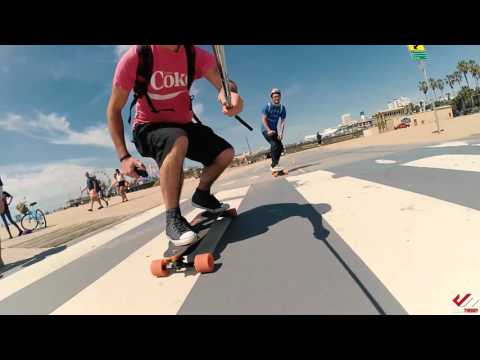 Boosted Board Adventures | Santa Monica Beach
