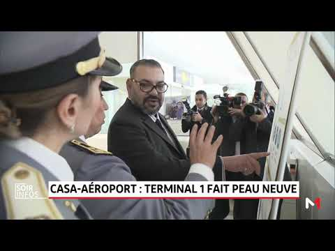 Aéroport Mohammed V: Terminal 1 fait peau neuve