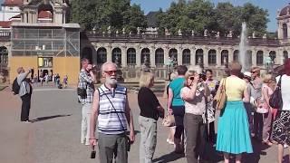 Германия.Дрезден..Достопримечательности.(, 2015-02-18T11:32:20.000Z)