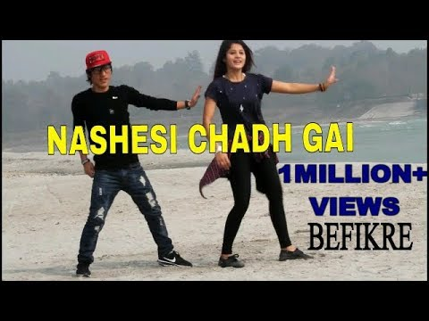 Nashe Si Chadh Gayi | Befikre | Dance Choreography | THE GROWN ZERO CREW