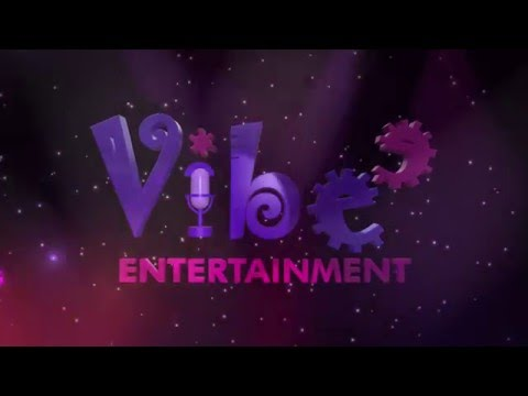 Vibe Entertainment. Logo 3DPanScan