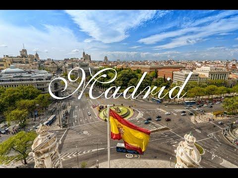 Madrid City Tour 2017