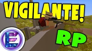 Video Unturned - Vigilante | Being a HERO , Getting way out of my depth ( Unturned RP ) download MP3, 3GP, MP4, WEBM, AVI, FLV Januari 2018